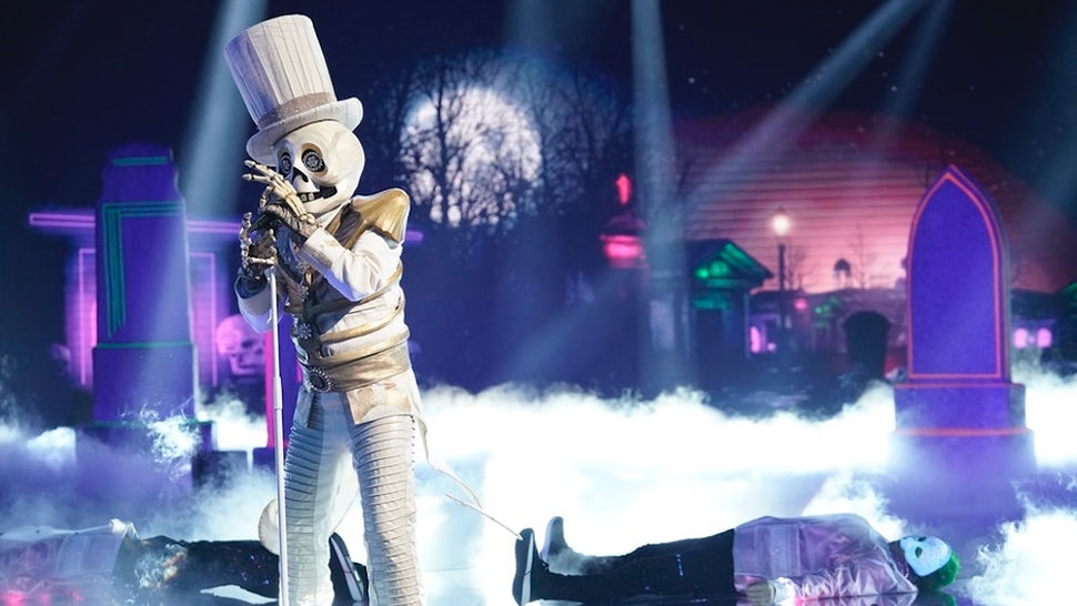 A Masked Singer spinoff is in the works at FOX.