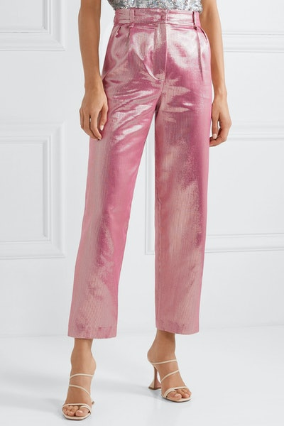 Georgina Brandolini d'Adda Diva Royal Pants