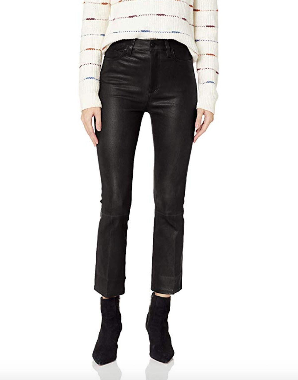 Callie High-Rise Cropped Boot Jean