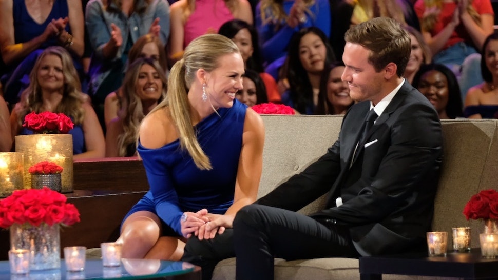 Peter Weber Considered Leaving 'The Bachelor' To Be With Hannah Brown