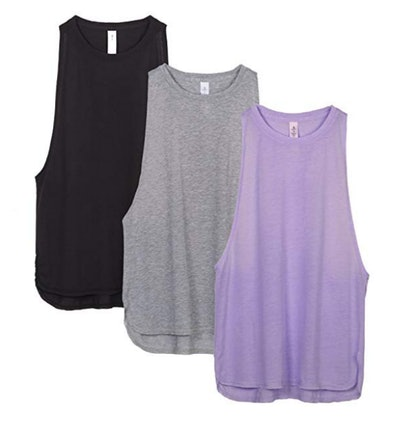 icyzone Workout Tank Tops for Women