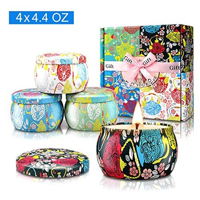 Yinuo Candle Scented Candles Gifts Sets