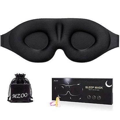 MZOO Sleep Eye Mask for Men Women,