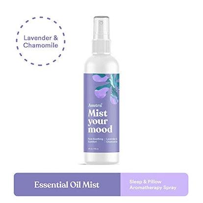 ASUTRA Lavender & Chamomile Organic Essential Oil Blend