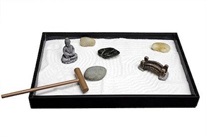 Nature's Mark, Mini Meditation Zen Garden,
