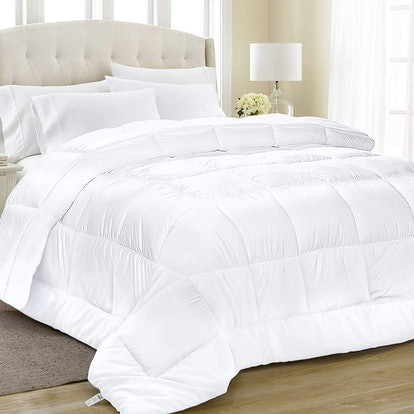 Equinox Comforter - White Alternative Goose Down Duvet