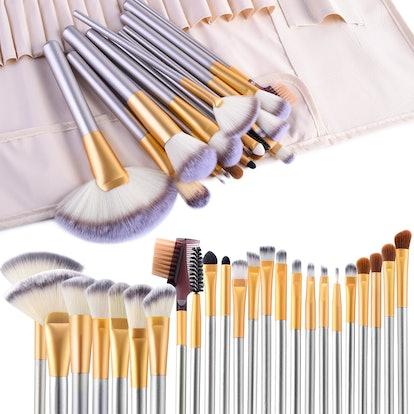 Make up Brushes, VANDER LIFE (24 Pieces)
