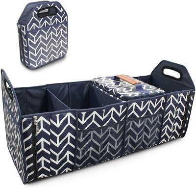 Orionstar Trunk Organizer With Cooler