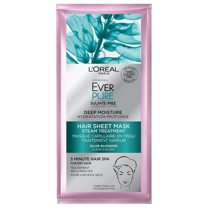 L'Oréal Paris Hair Care EverPure Deep Moisture Hair Sheet Mask