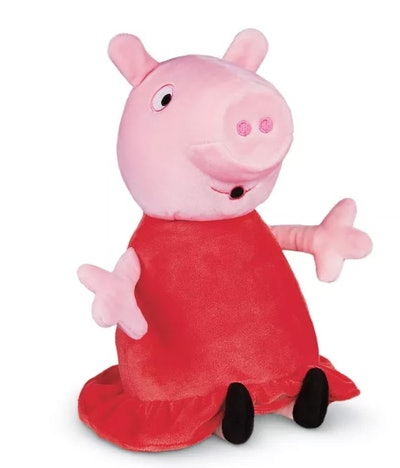 Peppa Pig Whistle 'n Oink Plush