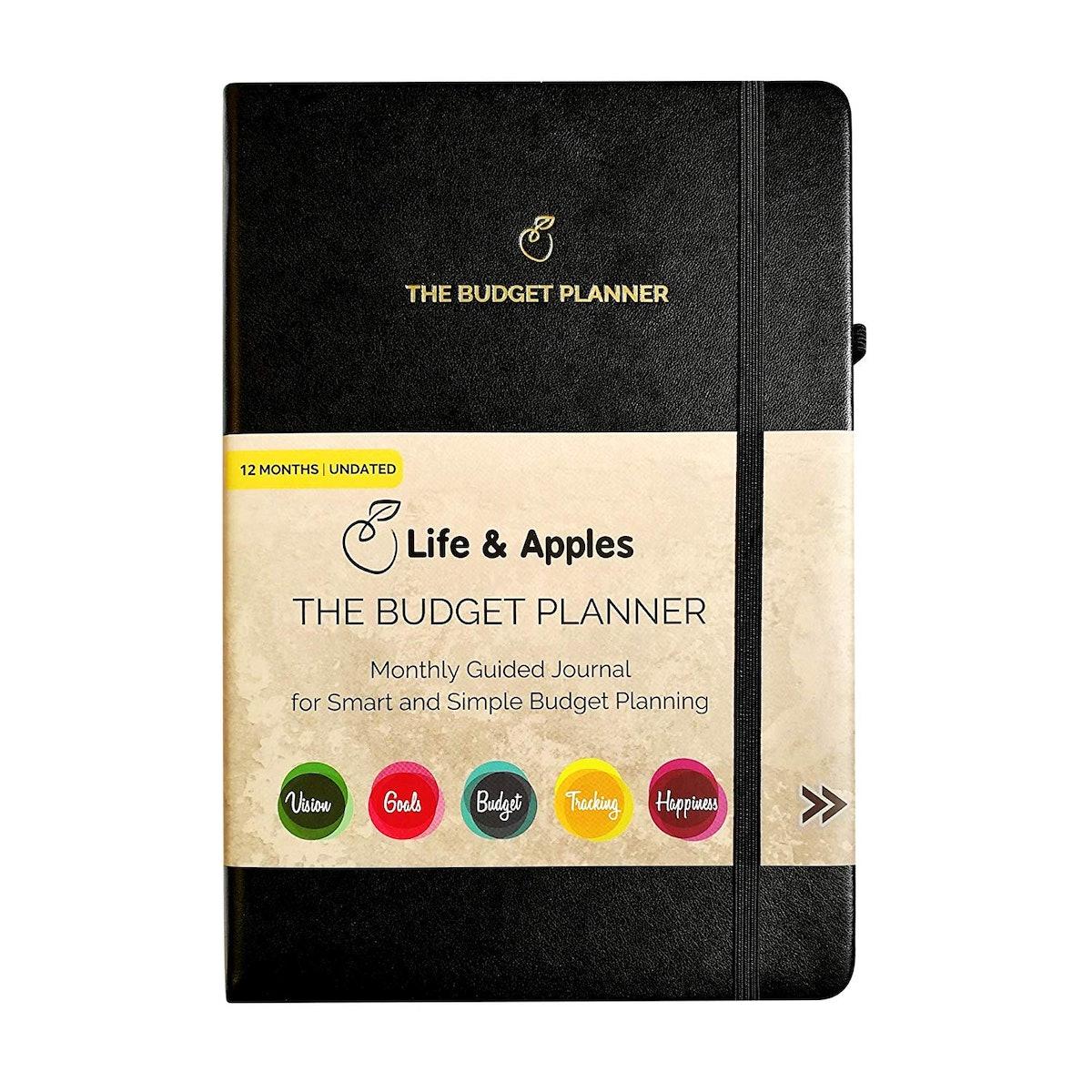 Life & Apples Budget Planner