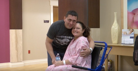 Mom delivers twins in two separate decades