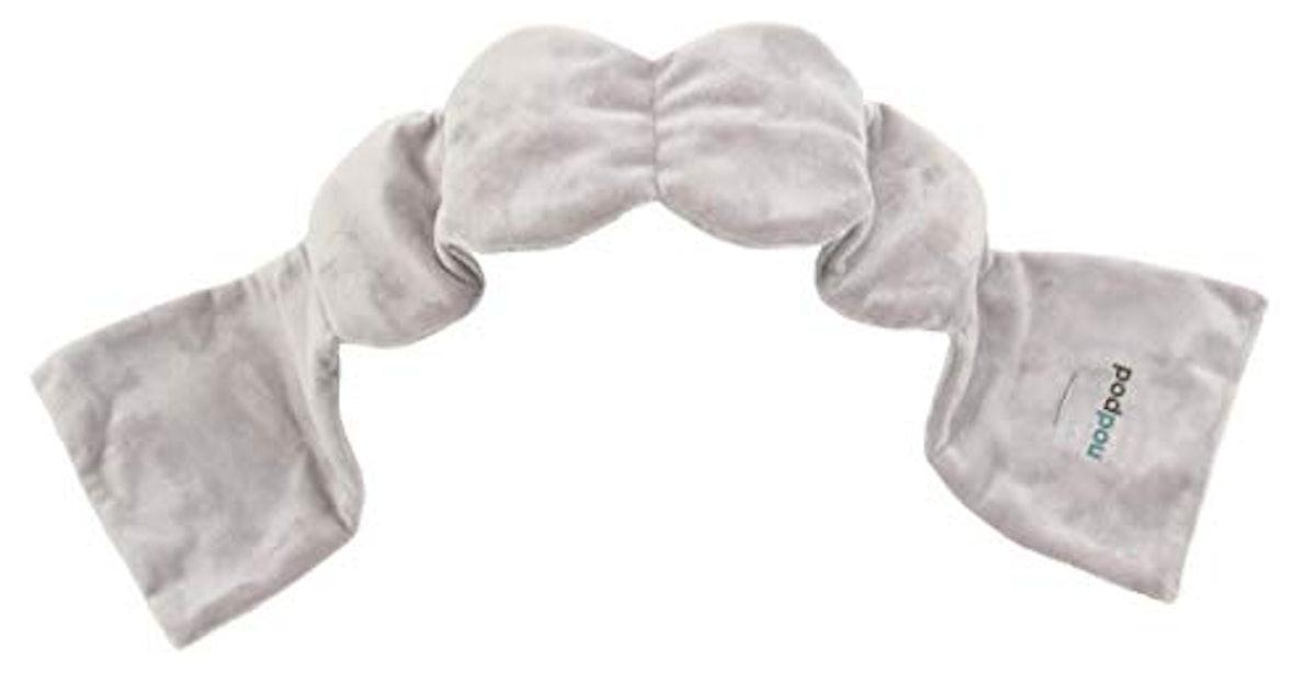 Nodpod Weighted Sleep Mask Eye Pillow