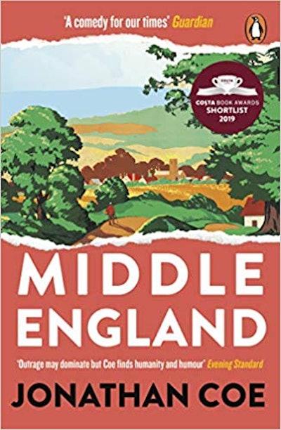 Middle England by Jonathon Coe