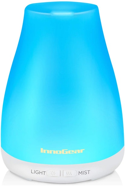 InnoGear Upgraded Version Aromatherapy Essential Oil Diffuser Ultrasonic Diffusers Cool Mist Humidifier