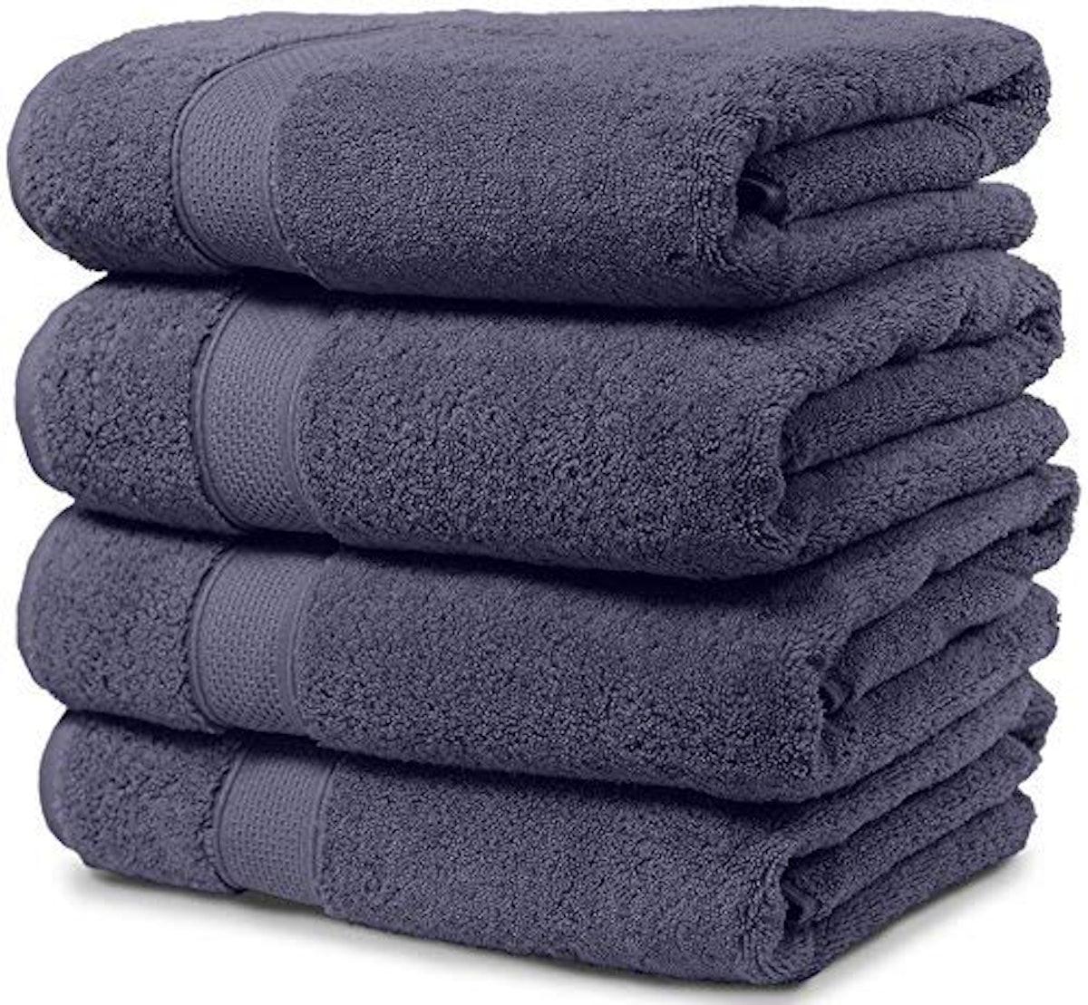 Maura Bath Towel Set (4-Pack)