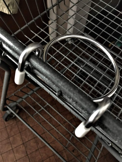 Holders, Stands, And More Shopping Cart Cup Holder (2-Pack)