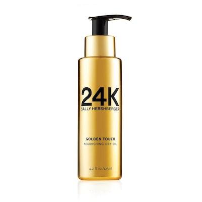24K Golden Touch Nourishing Dry Oil