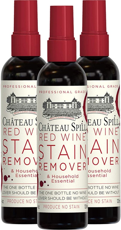 Chateau Spill Red Wine Remover (3-Pack)