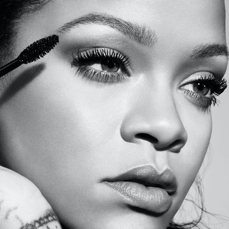 Fenty Beauty's new Full Frontal Volume, Lift & Curl Mascara launches Jan. 16