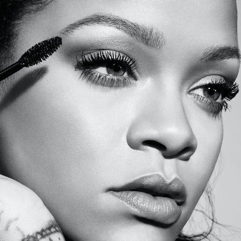 Fenty Beauty's new Full Frontal Volume, Lift & Curl Mascara launches Jan. 16