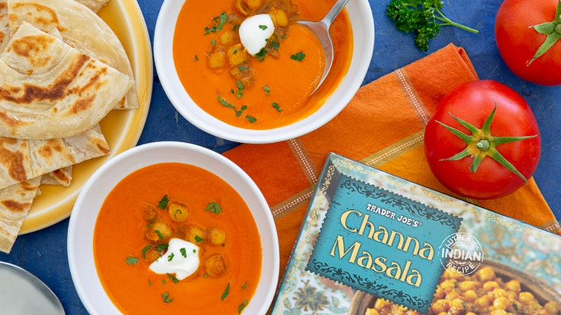 Trader Joe's pre-made soups can be made fancy with these simple dinner hacks.