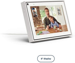 """Facebook Portal Mini Smart Video Calling 8"""" Touch Screen Display with Alexa"""