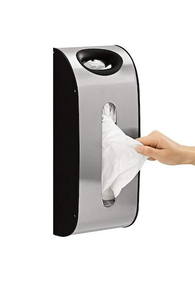 simplehuman Wall Mount Grocery Bag Dispenser