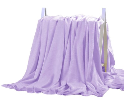 DANGTOP Air Conditioning Cool Blanket with Bamboo Microfiber