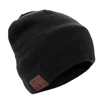 SoundBot¨ SB210 HD Stereo Bluetooth 4.1 Wireless Smart Beanie Headset Musical Knit Headphone Speaker Hat