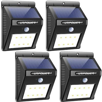 URPOWER Solar Lights (4-Pack)