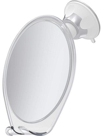 HoneyBull Fogless Shower Mirror