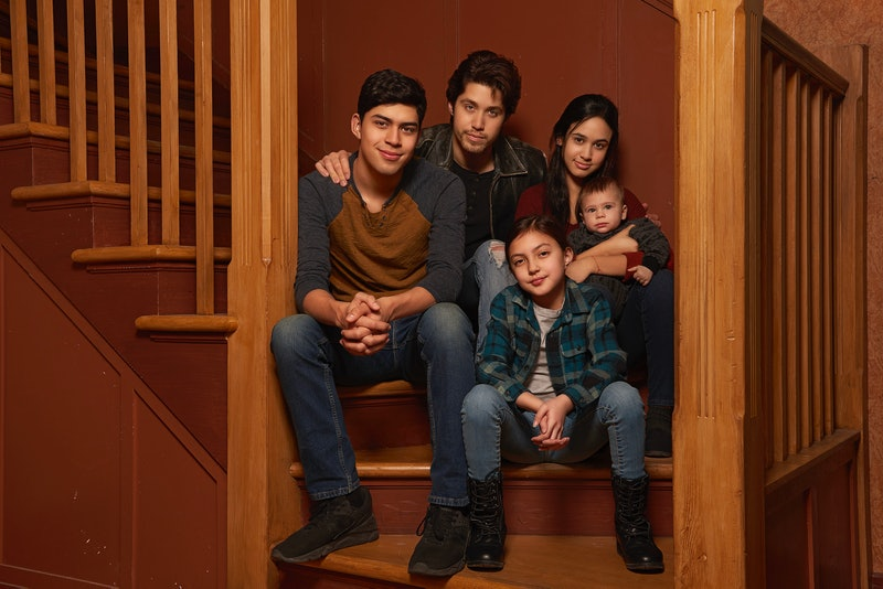 The Party of Five reboot cast
