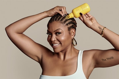 Scalp product from Taraji P. Henson's new hair line, TPH by Taraji