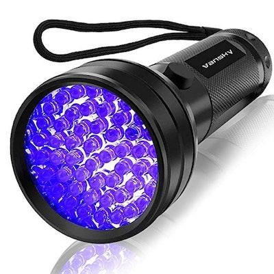 Vansky UV Flashlight
