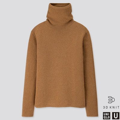 Premium Lambswool Turtleneck Sweater