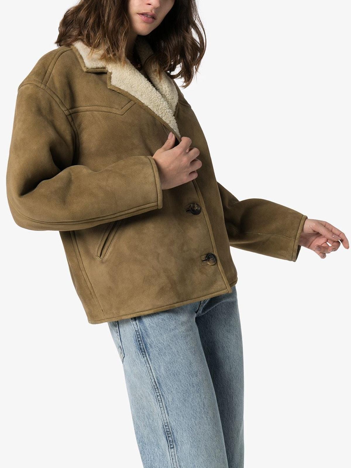 Fabio Shearling Jacket