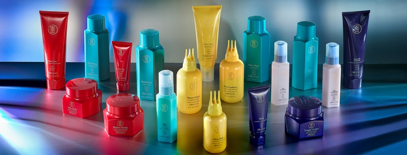 All products from Taraji P. Henson's new hair line, TPH by Taraji