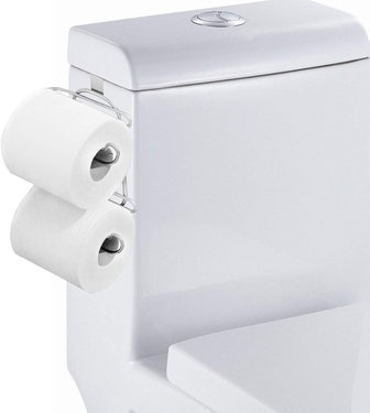 Over The Tank Toilet Paper Roll Holder