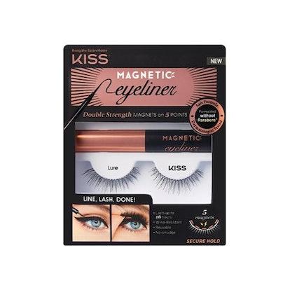 KISS Magnetic Eyeliner Kit 01