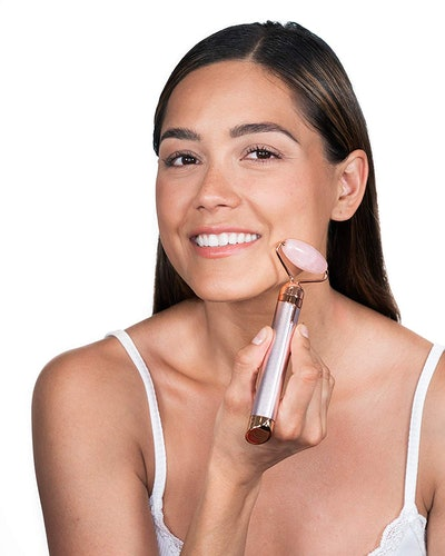 Finishing Touch Flawless Contour Vibrating Facial Roller & Massager