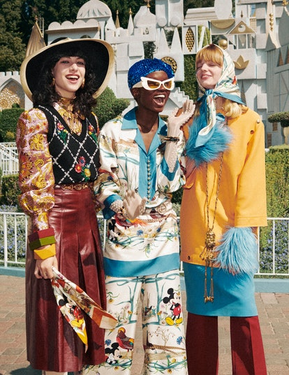 Gucci x Disney is available now at the Gucci website.