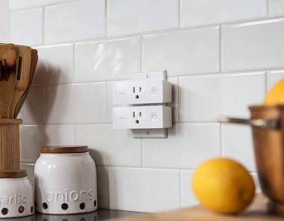 WeMo Smart Plugs (2-Pack)