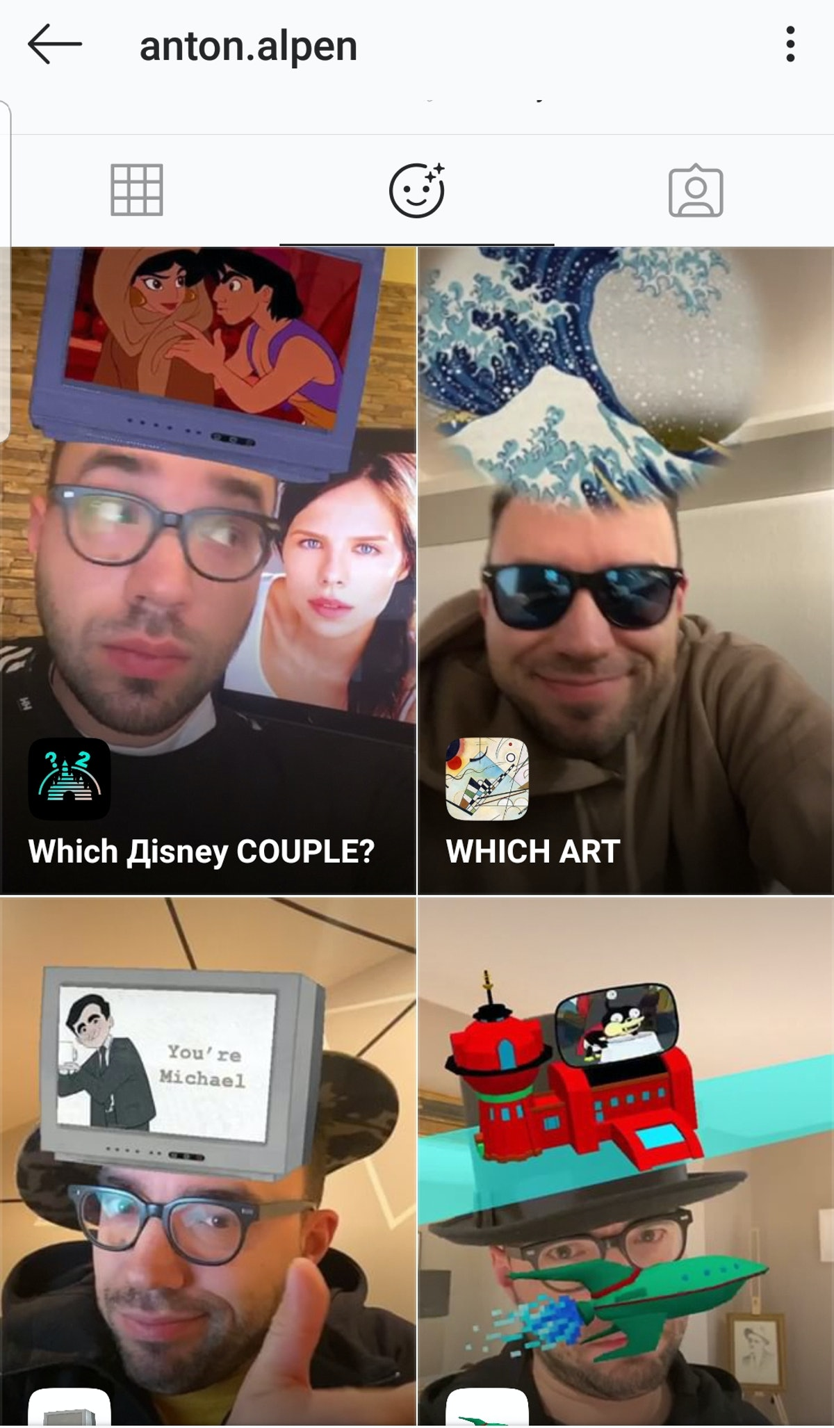 How do you get 'The Office' Filter On Instagram? There are three ways you can save the filter to your Stories Camera.