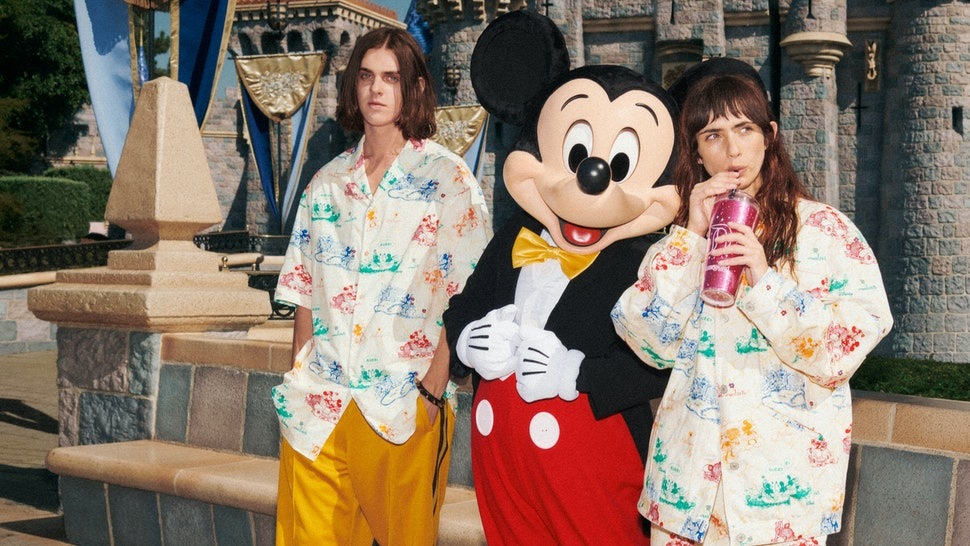 The Gucci x Disney collection celebrates the year of the mouse.