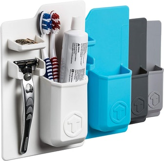 The Harvey Silicone Waterproof Toothbrush Holder Rrazor Holder