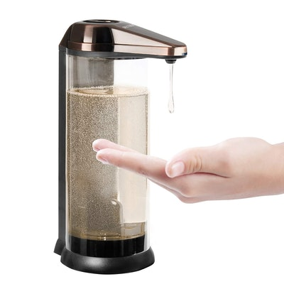 Secura 17oz / 500ml Premium Touchless Battery Operated Electric Automatic Soap Dispenser