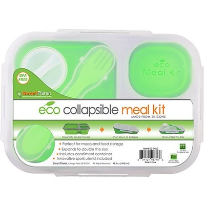 Smart Planet Large Collapsible Meal Kit