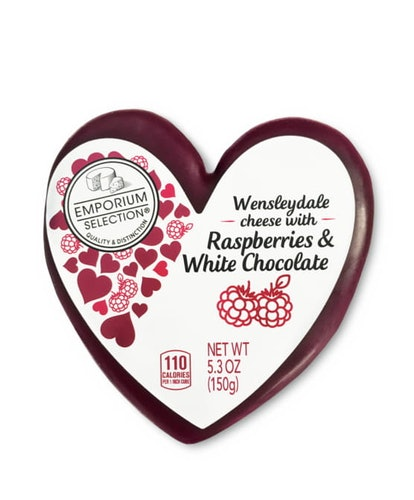 These January 2020 Aldi Finds Include Heart-Shaped cheeses, pickle popcorn, and mac and cheese pizza...