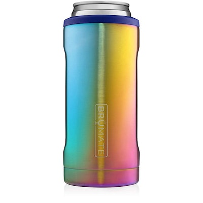 BrüMate Hopsulator Slim Double-walled Stainless Steel Insulated Can Cooler